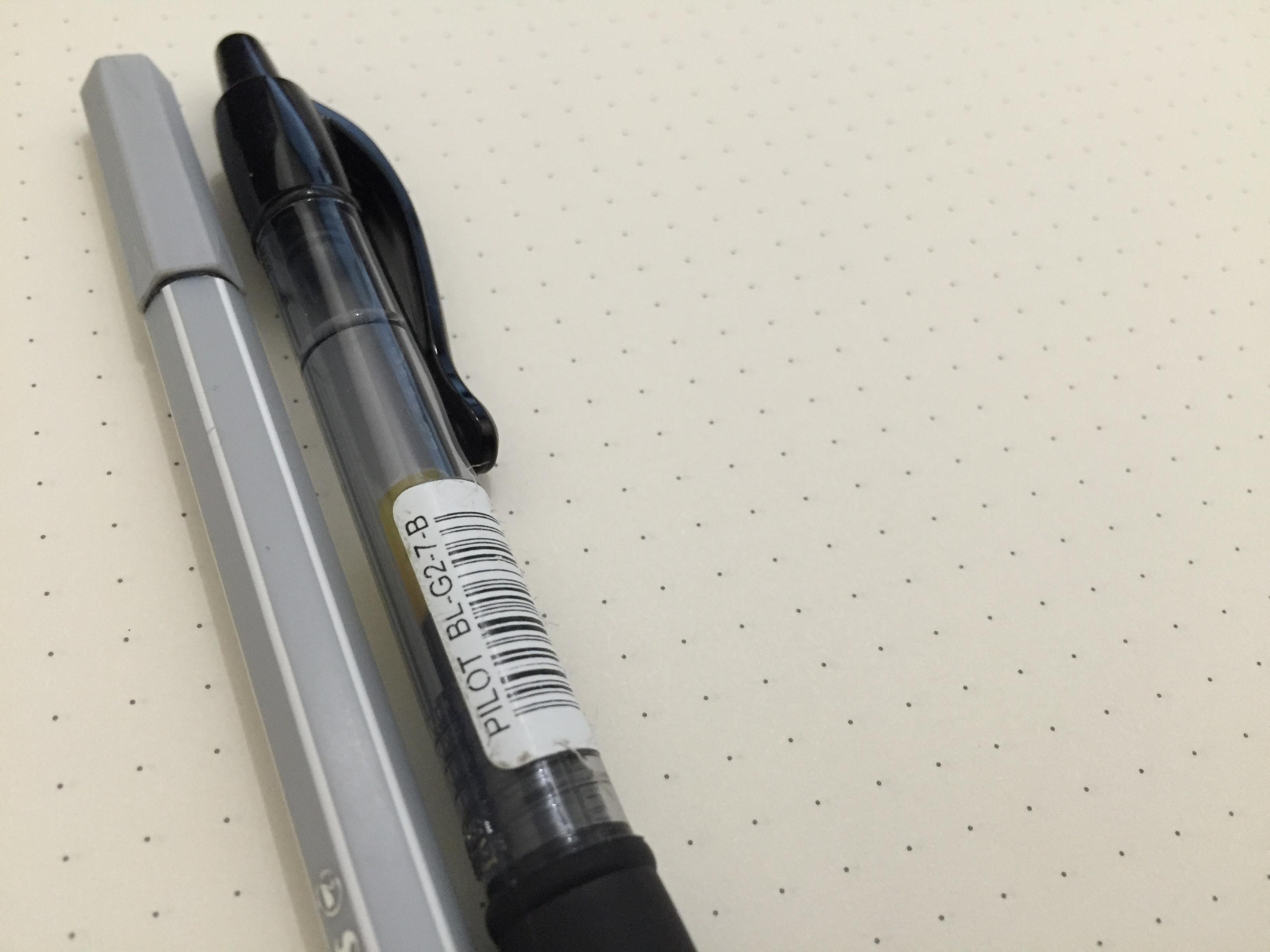 Quaderni con i fogli puntinati bullet journal for Fogli da colorare e stampare