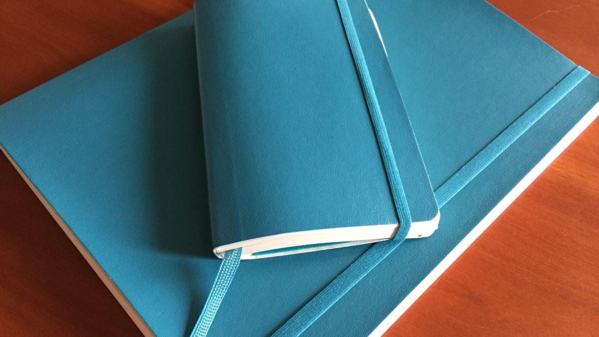 Come scegliere il quaderno per il bullet journal