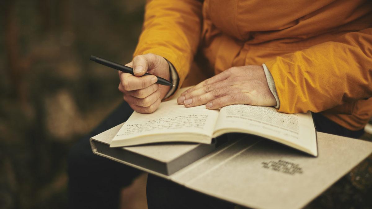 Scrivere sul bullet journal i tuoi piccoli traguardi quotidiani