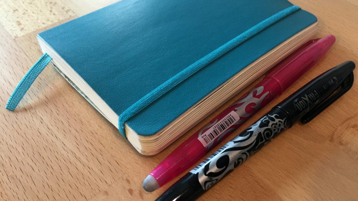 Un anno con il bullet journal: planning mensile, settimanale e giornaliero