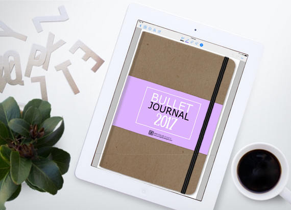 Scopri il DigiBujo, il bullet journal digitale